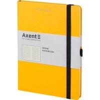Записные книжки Partner Прима А5, цвет желтый