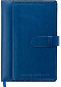 Ежедневники А5 Epic синий