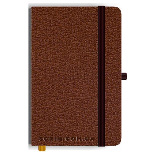Блокноты Pampa А5 коричневые под заказ