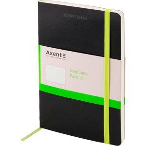Записная книжка Flex черная А5-