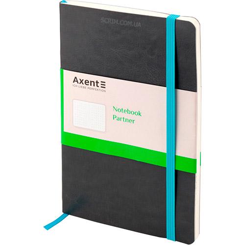 Записные книжки Флекс А5, цвет графитовый