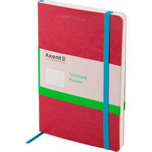 Записная книжка Flex красная А5-