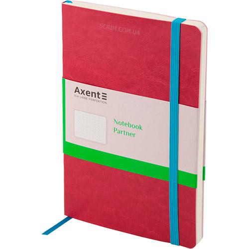 Записные книжки Флекс А5, цвет красный