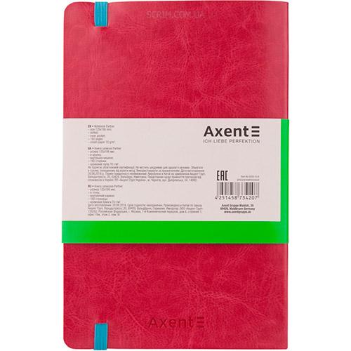 Записные книжки Флекс А5, цвет красный, фото 2