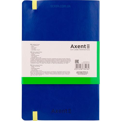 Записные книжки Флекс А5, цвет синий, фото 2