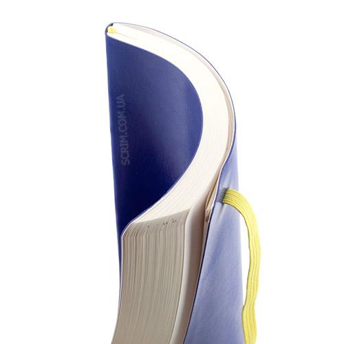 Записные книжки Флекс А5, цвет синий, фото 4