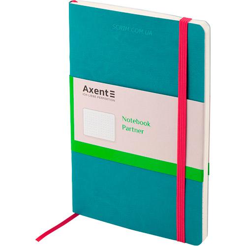 Записные книжки Флекс А5, цвет бирюзовый