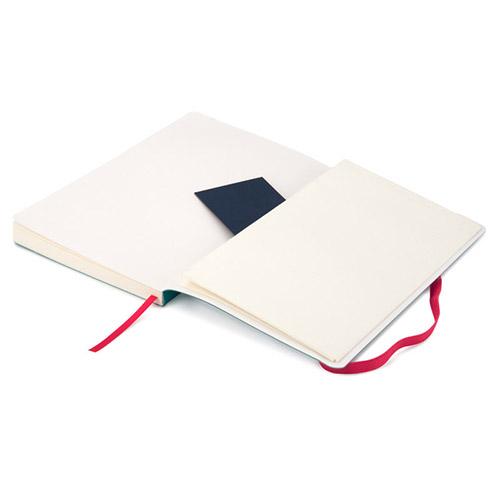 Записные книжки Флекс А5, цвет бирюзовый, фото 3