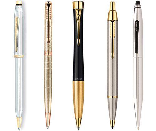 Ручки сувенирные брендовые