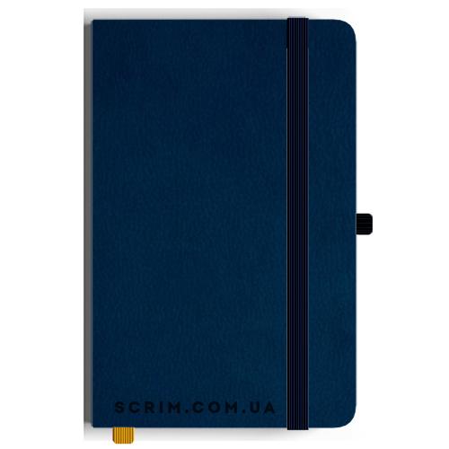 Блокноти A5 Skinger сині під замовлення