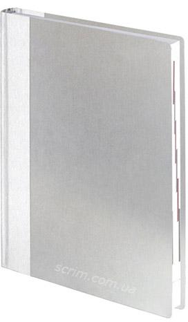 Сувениры - Ежедневники недатированные Бруннен Алюминиум, цвет серый фото3