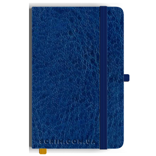 Блокноти A5 Natano сині під замовлення