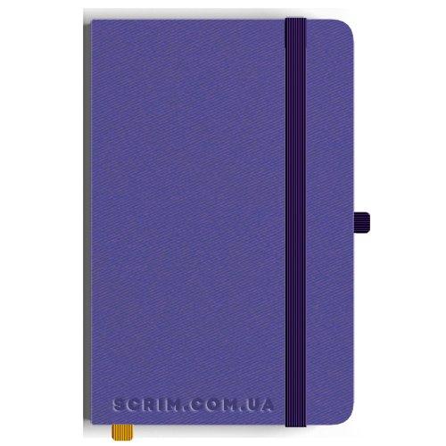 Блокноты A5 Twilly фиолетовые под заказ