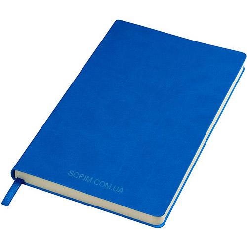 Блокноти сині Funky з логотипом