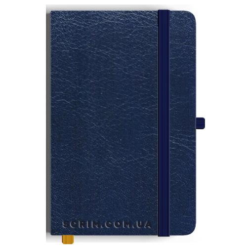 Блокноти Leona А5 сині під замовлення