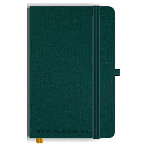 Блокноти A5 Stasy зелені під замовлення