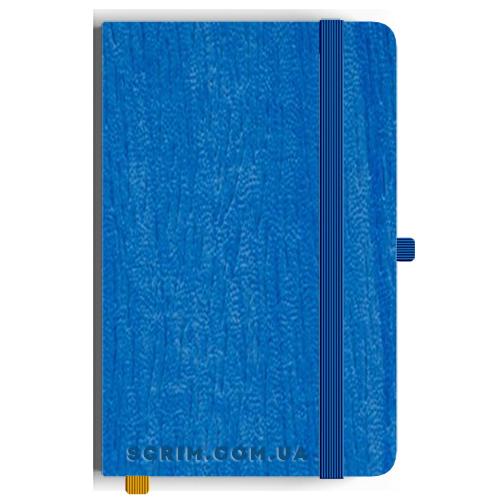 Блокноти A5 Alamo блакитні під замовлення