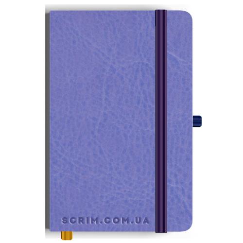 Блокноты A5 Colhida фиолетовые под заказ