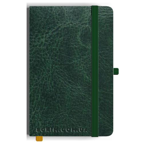 Блокноты A5 Colhida зеленые под заказ