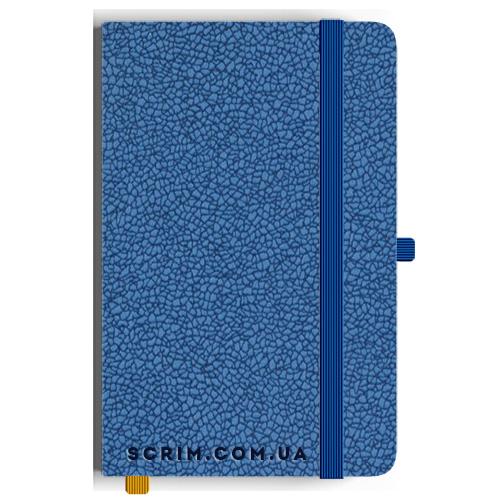 Блокноти Merry А5 сині під замовлення