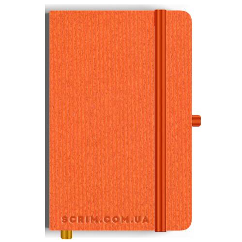 Блокноты A5 Viguaro оранжевые под заказ