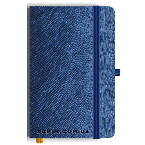 Блокноти Otri А5 сині під замовлення