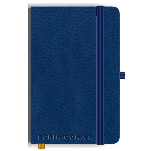 Блокноты A5 Vionika темно-синие под заказ