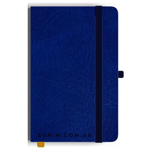 Блокноти A5 Vespon сині під замовлення