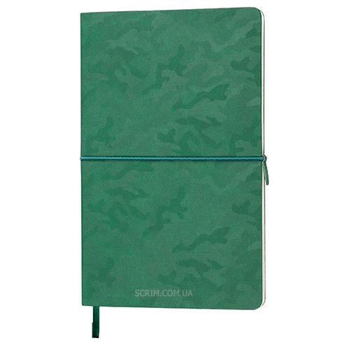 Блокноти зелені Tabby Franky з логотипом