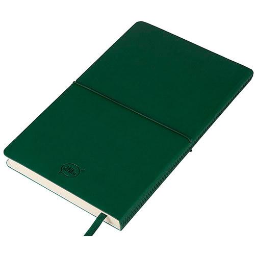 Блокноти зелені Tabby Franky 25-40-4