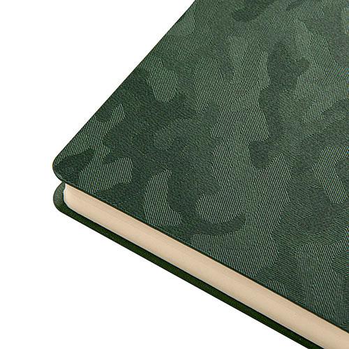 Блокноти зелені Tabby Franky куточок