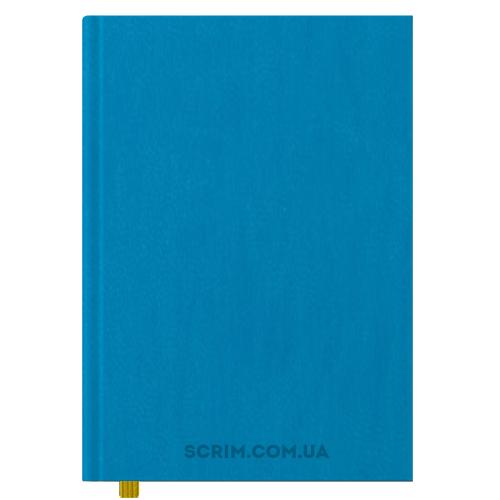 Ежедневники А4 Vester голубые датированный блок