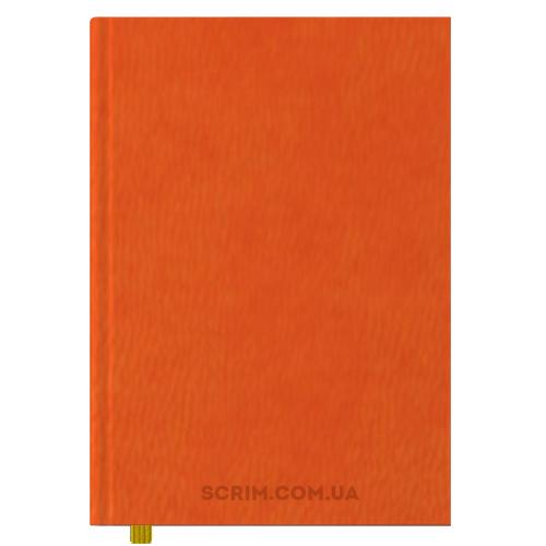 Ежедневники А4 Vester оранжевые датированный блок