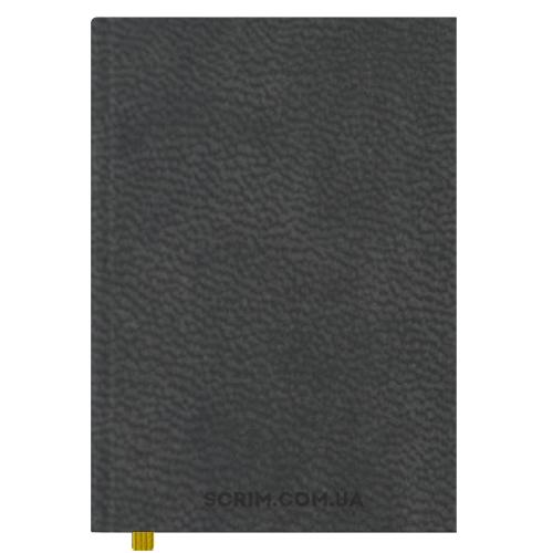 Щоденники А4 Vester темно-сірі датований блок