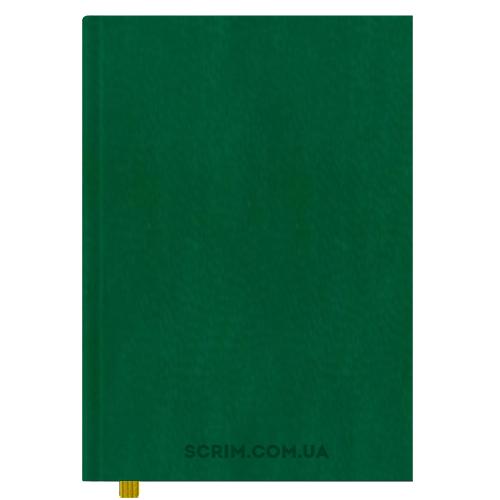 Ежедневники А4 Vester зеленые датированный блок