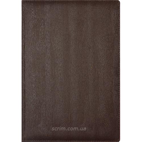 Ежедневники Fidelli темно-коричневые с логотипом