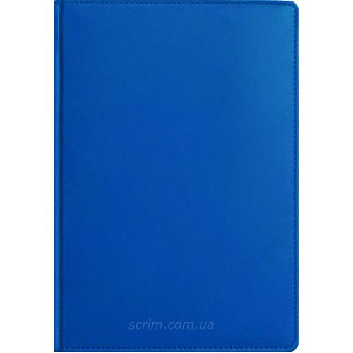 Щоденники Fidelli яскраво-сині з логотипом