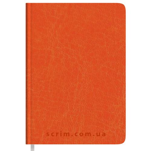 Ежедневники B6 недатированные Natty оранжевые