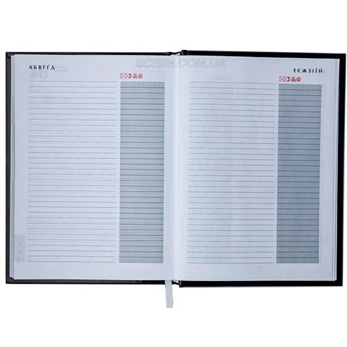 Щоденники BM недатований білий блок 6