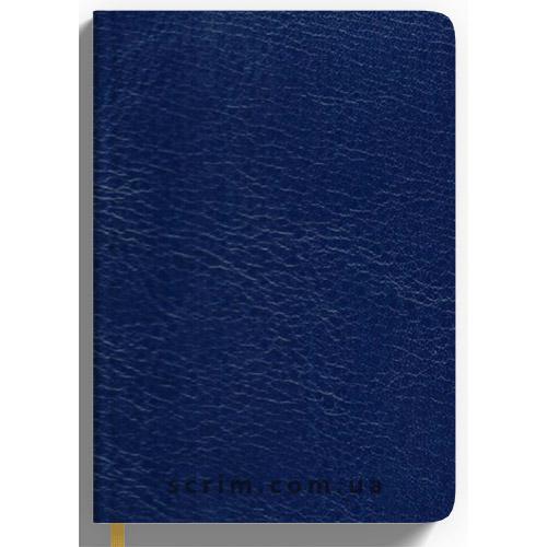 Ежедневники Clotilda синие под заказ