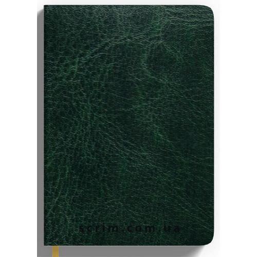 Ежедневники Clotilda зеленые под заказ