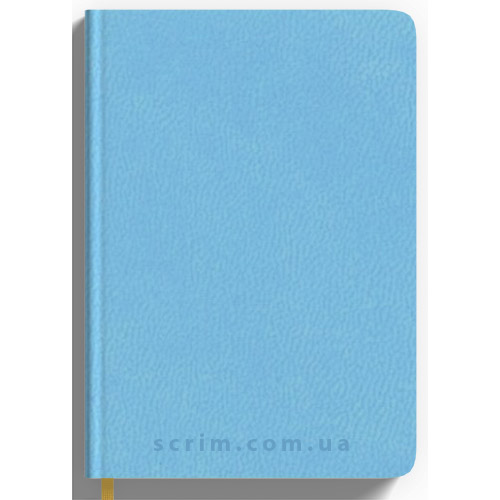 Ежедневники Lianna светло-голубые под заказ