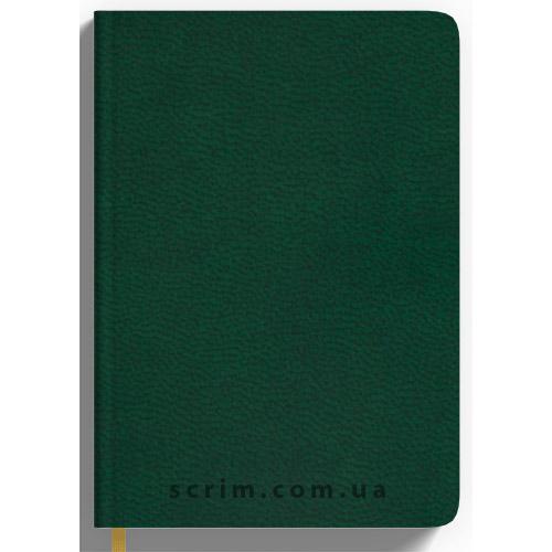 Ежедневники Lianna зеленые под заказ