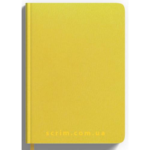 Щоденники Lianna жовті під замовлення