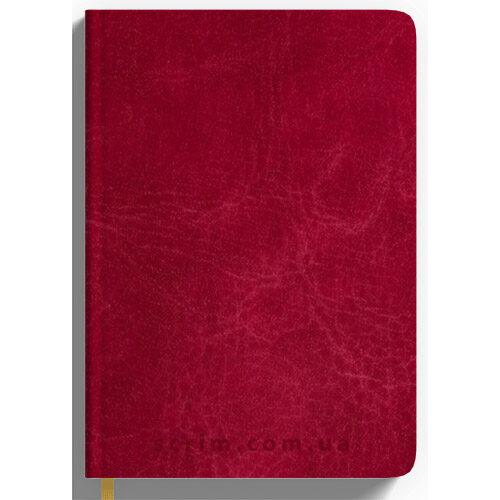 Щоденники Lusiena малинові на замовлення