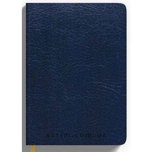 Ежедневники Lusiena темно-синие под заказ