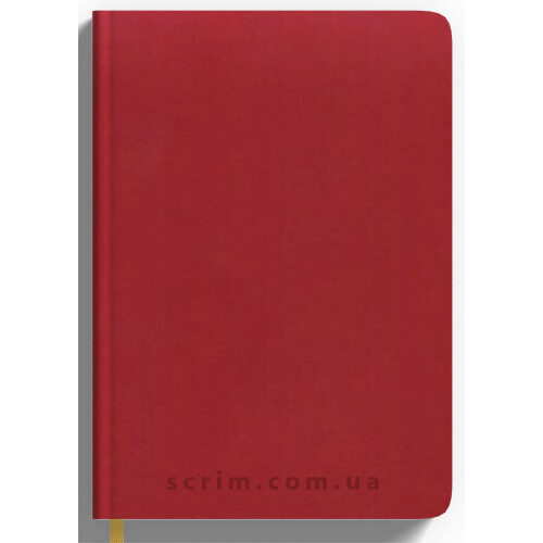 Щоденники Milante червоні брендовані