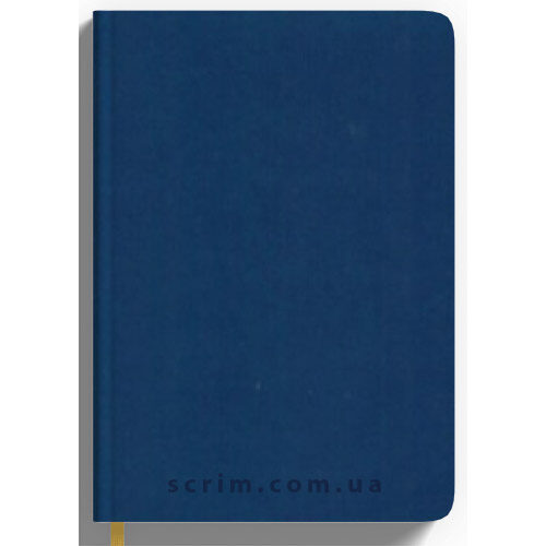 Щоденники Milante сині брендовані