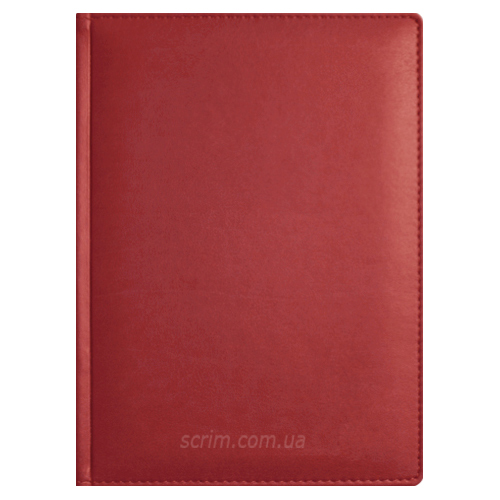Ежедневники Ostin красные под заказ