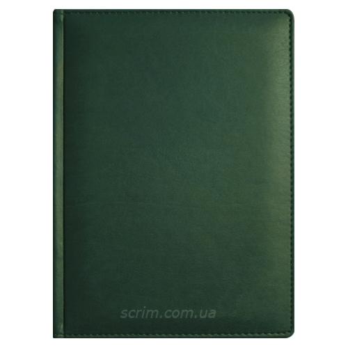Ежедневники Ostin зеленые под заказ